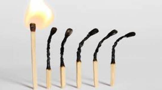 Le burn-out chez les TDS